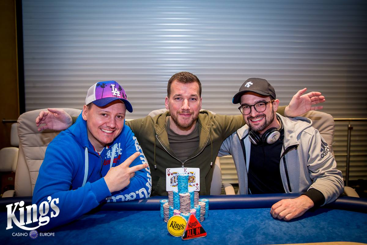 winner pic GPT Easter Edition Main Event
