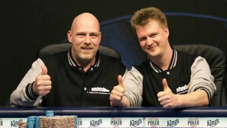 Die Gewinner des King's German Club Masters Main Event
