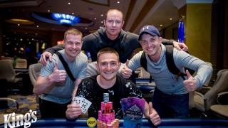 14052018winner pic Poker Fever Masters Mini Event