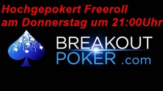 BreakoutPokerFreeroll