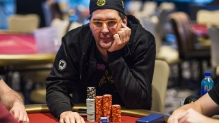 Respekt, Mr. Hellmuth!