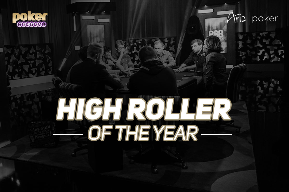 High Roller of the Year