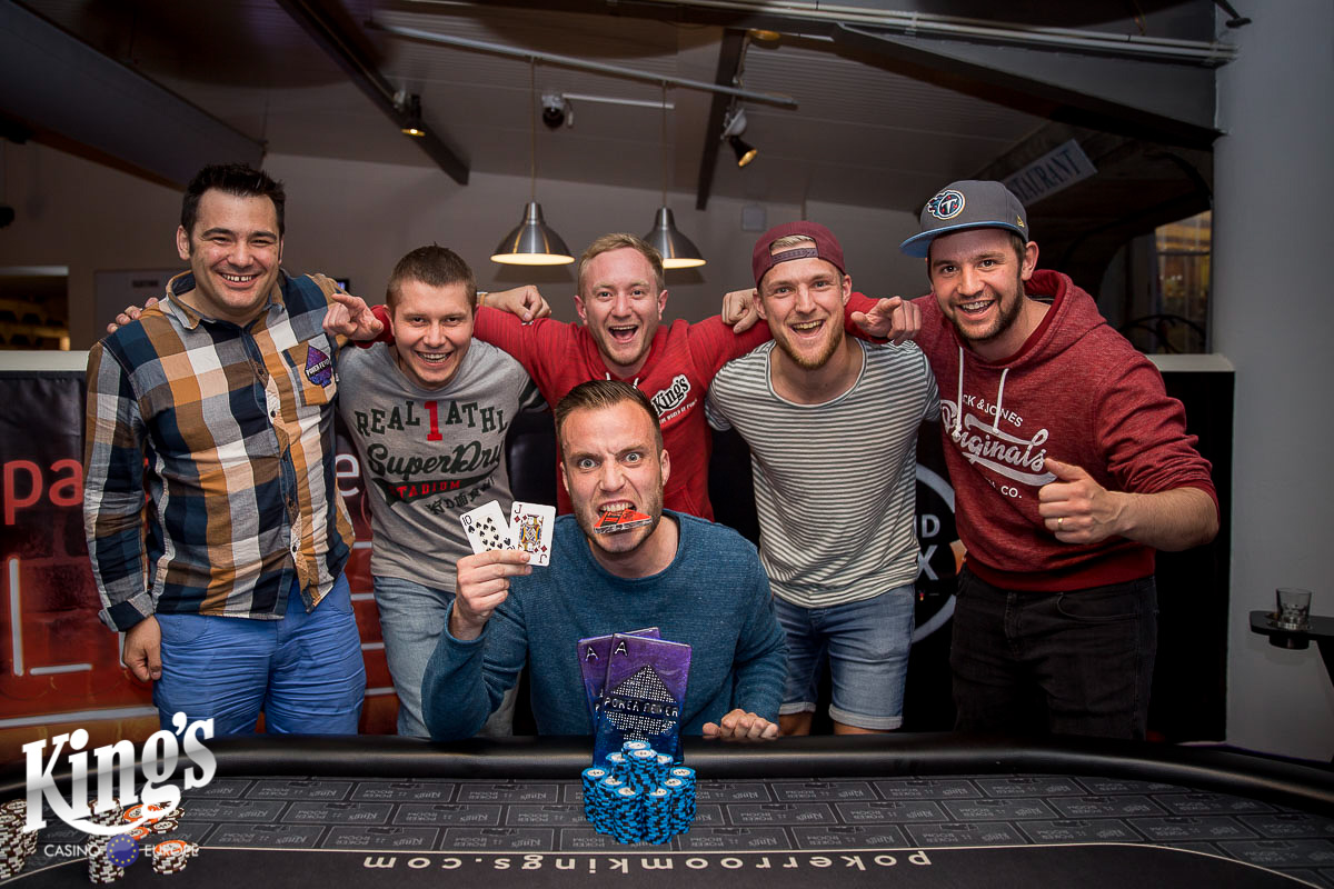 winner pic All-in or Fold