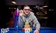 winner pic Poker Fever High Roller Event