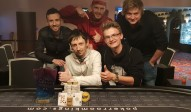 winner pic Poker Fever ONE Hundred Deepstack