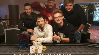winner pic Poker Fever ONE Hundred Deepstack