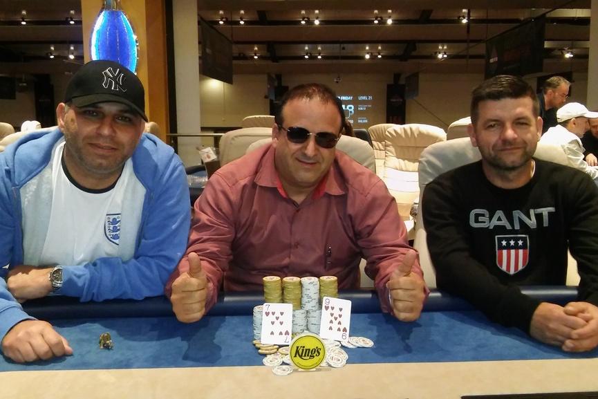 winner pic Poker Fever Super Friday