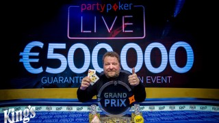 winner pic partypoker Grand Prix Germany Main Event
