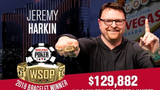 2018 World Series of Poker
