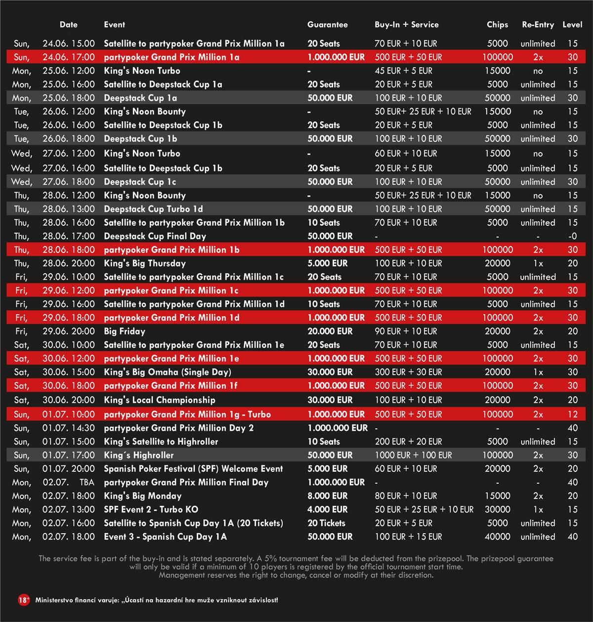 2018-JUNE-GP-MILLION-[schedule]