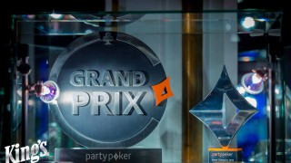 partypoker Grand Prix Trophy