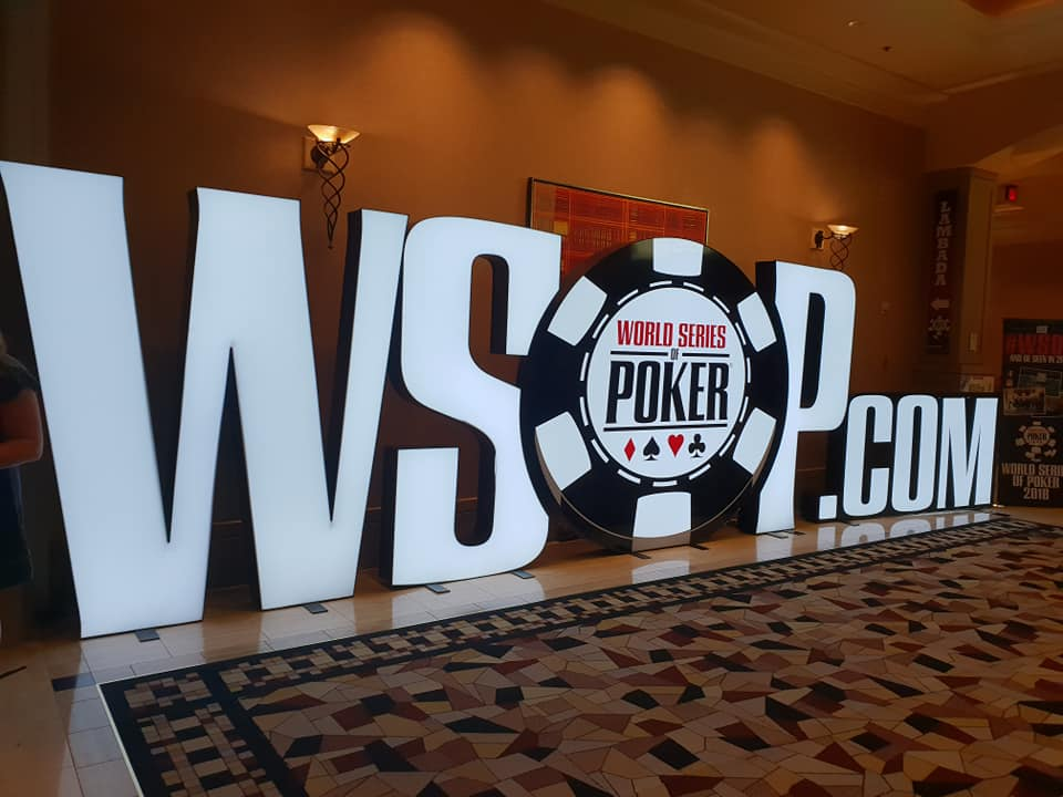 Image result for logo wsop