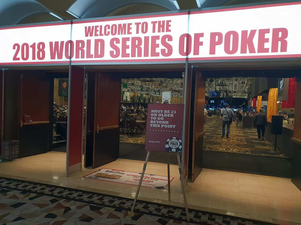 Welcome WSOP