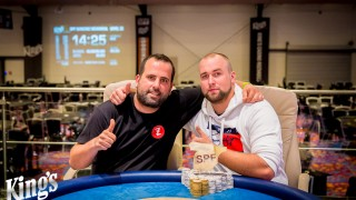 Die Gewinner des Sanchez Memorial Event