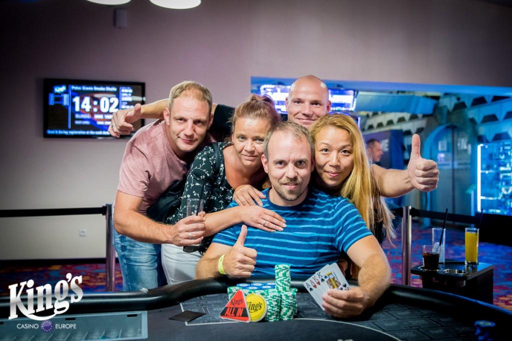 28072018winner pic Poker Giants Omaha Challenge