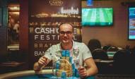 Roman Okoličány gewinnt den Summer Cup