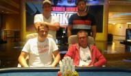 Die Gewinner des King's Hold'em Championship Events