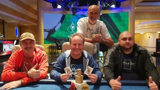 Die Gewinner des TIPS Poker Classics Side Event #1
