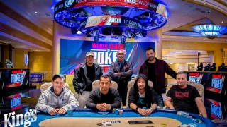 Die Finalisten des Monsterstack Main Event