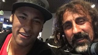 Aleks mit Neymar