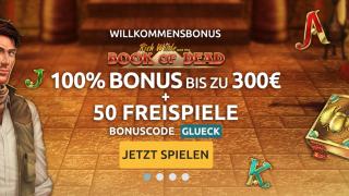 drueckglueckWelcome