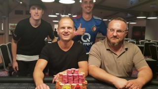 Die Gewinner des Dutch Classics Saturday Deepstack