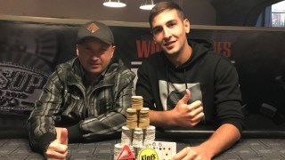 23092018winner pic Kings Daily NLH Tournament