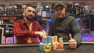 25092018winner pic WSOP Circuit Omaha Side Event