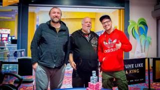 Die Gewinner des WSOP Circuit Deep Stack Open Event