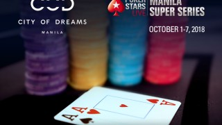 PokerStars Live Manila Super Series 9