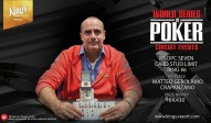 02102018winner pic WSOPC Seven Card Stud Ring #6