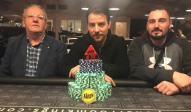 04102018winner pic Kings Daily NLH Tournament