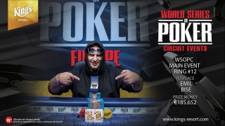 08102018winner pic WSOPC main Event Ring #12