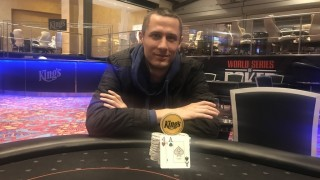 11102018winner pic Kings Daily NLH Tournament