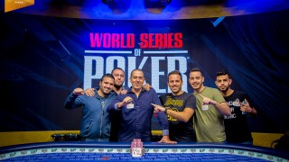 15102018winner pic WSOP Europe Colossus Bracelet Event #1