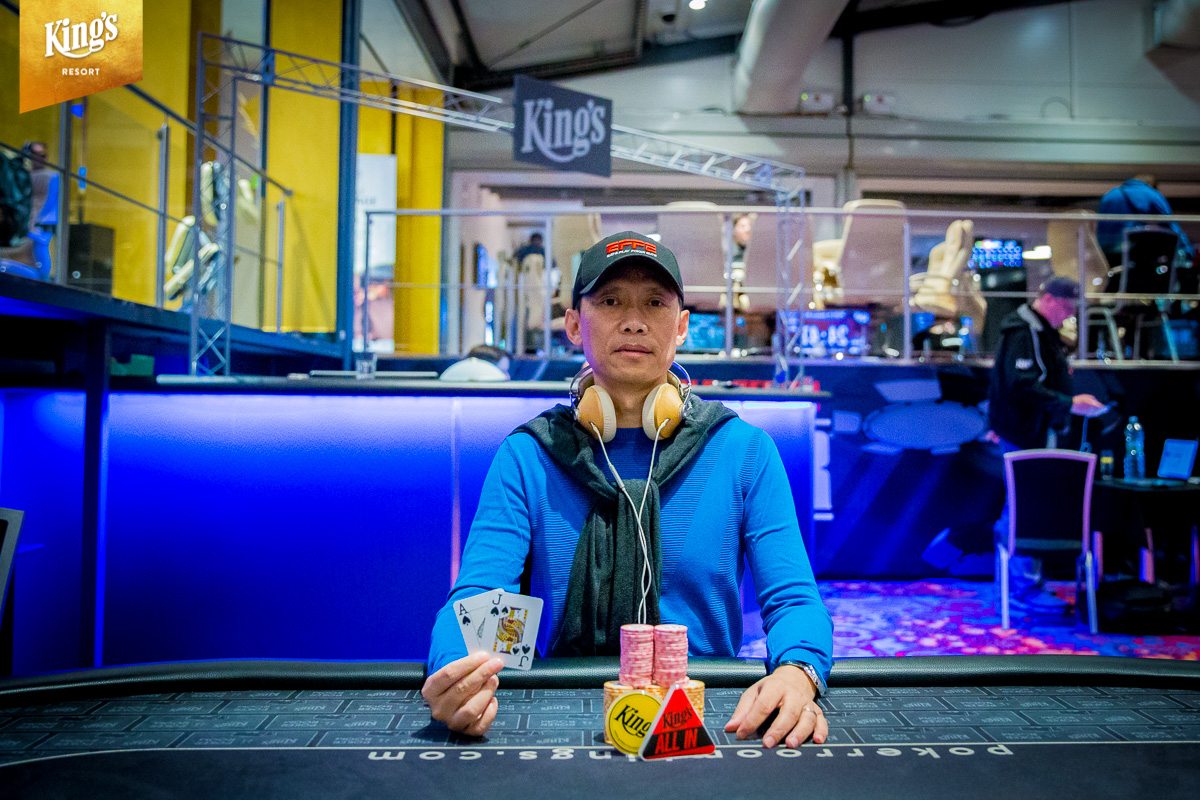 15102018winner pic WSOPE Turbo NLH Event