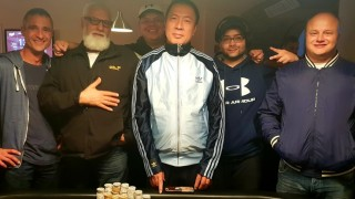 18102018winner pic Kings Daily NLH Tournament