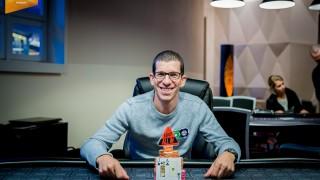Amnon Eisner gewinnt das NLH 8-max