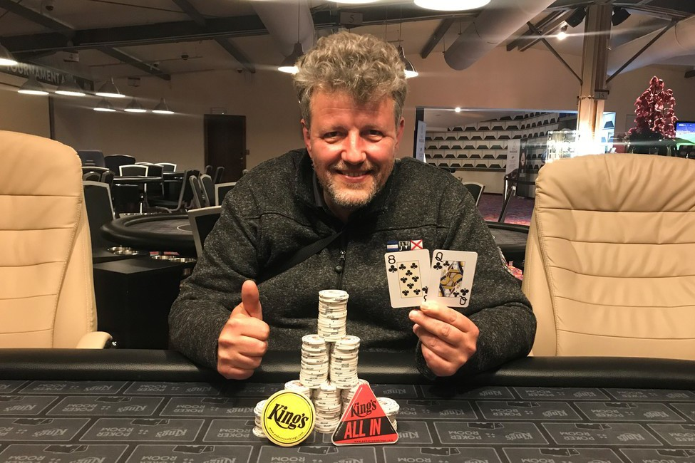 23102018winner pic Kings Daily NLH Turbo Tournament