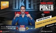 23102018winner pic WSOP Europe NLH-PLO Mixed Game Bracelet #6