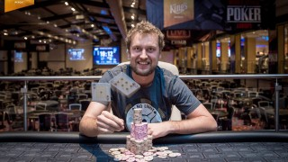 25.10.2018 Winner WSOPE Highroller 10k