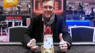 Johann Kröker wurde offizieller Sieger beim Local