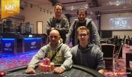 Die Gewinner des King's Hold' em Championship Event