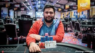 Schöner WSOP-Abschluss für Daniel Rezaei
