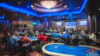 Turnieratmosphäre im Banco Casino