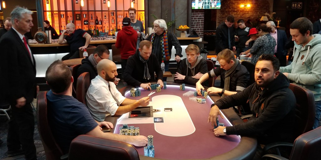 Nordic Main Event Final Table