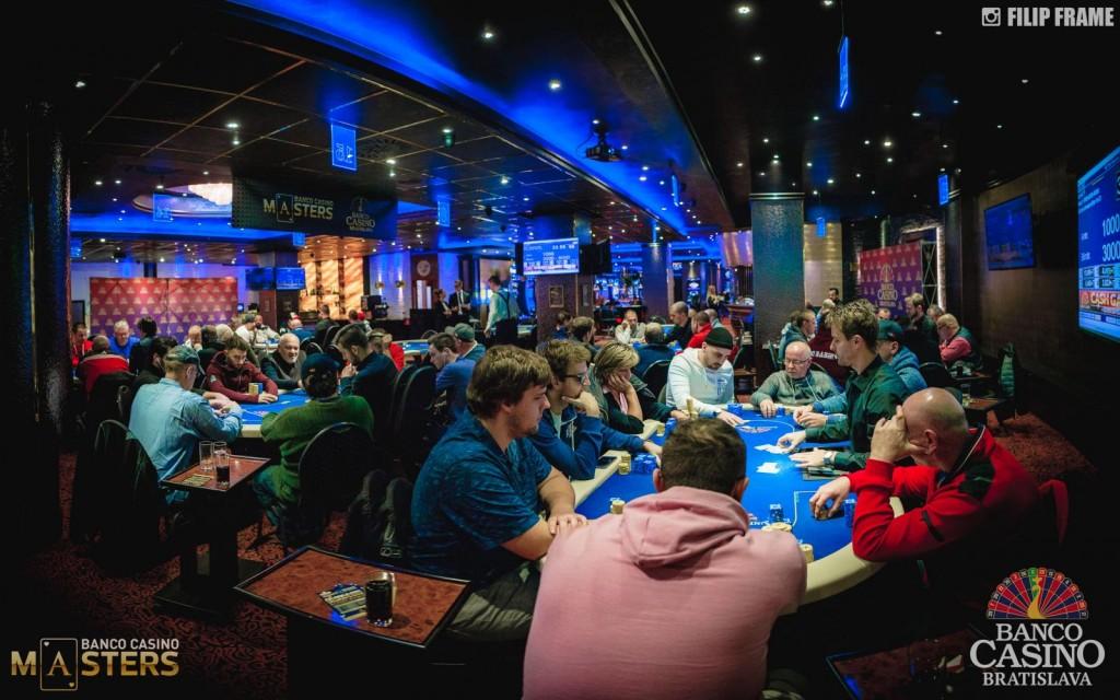 Banco Casino Bratislava Pokerroom