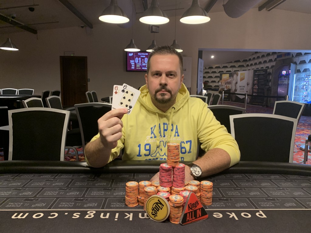 Winner of King's Friday NLH