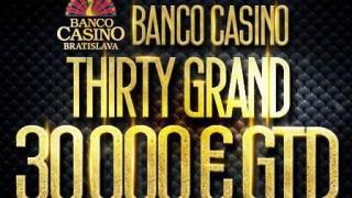 Banco Casino Thirty Grand