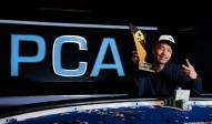 David Chino Rheem gewinnt den PCA Main Event